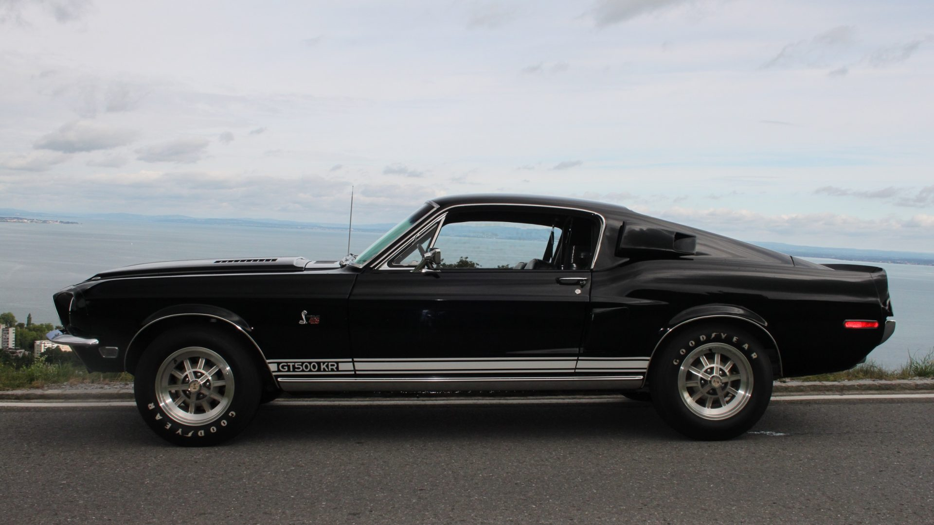 1968 Shelby GT 500 KR Ford Mustang